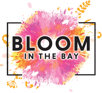 logo bloom in the bay