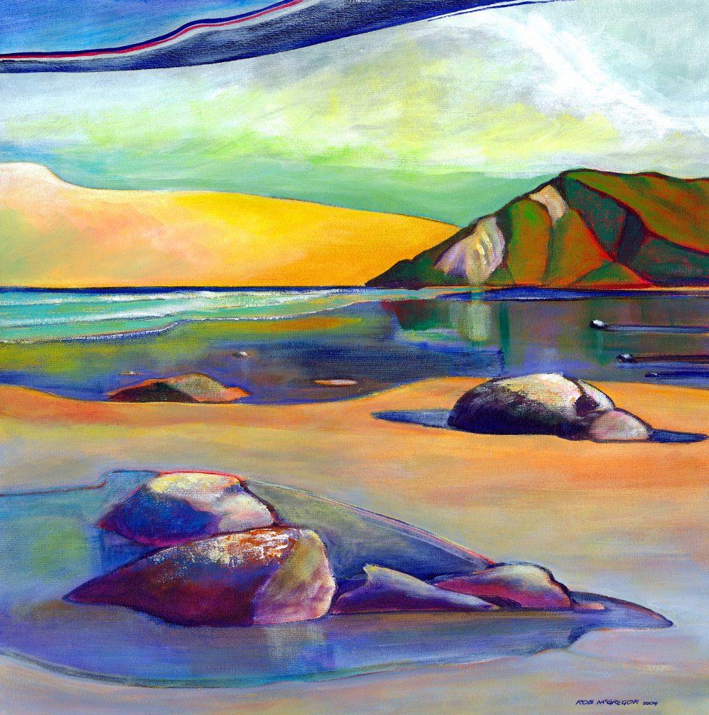 Rob McGregor - low tide