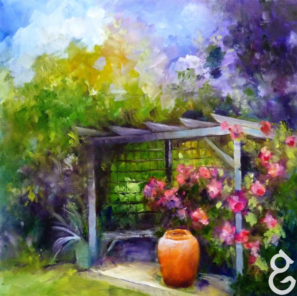 Fay Thomson - Siesta Garden