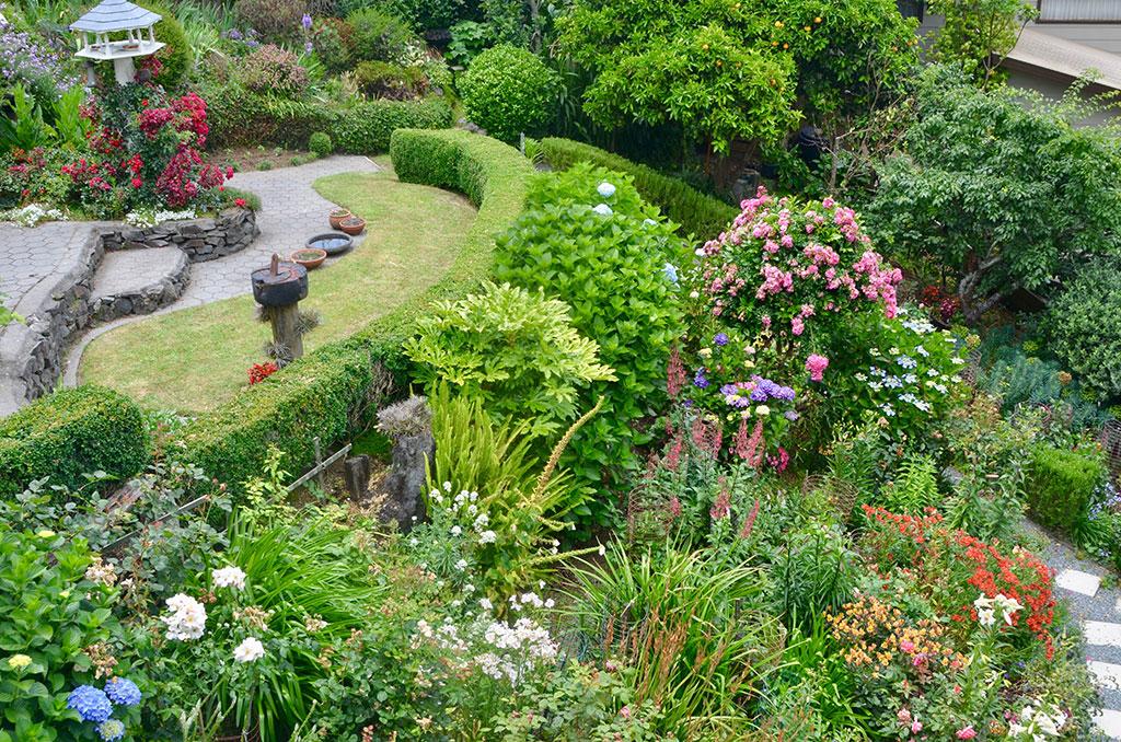 garden Lorraine Ryan