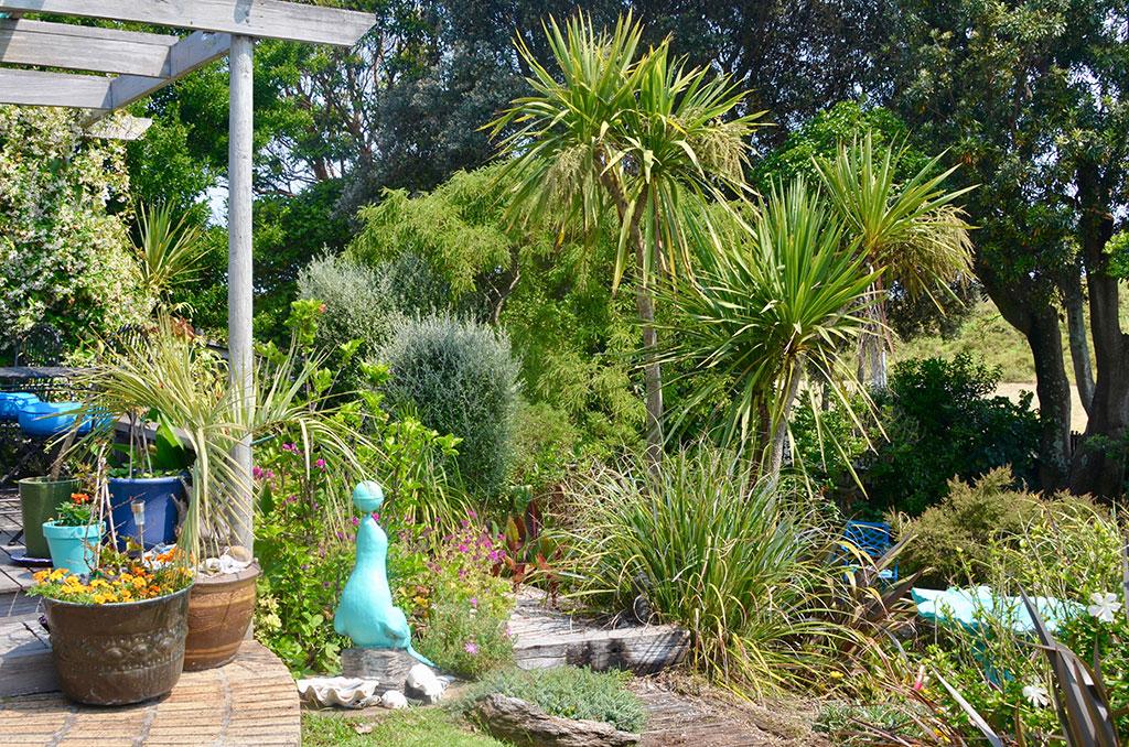 garden Paula Knight