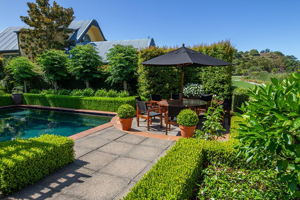 garden Tony Wright